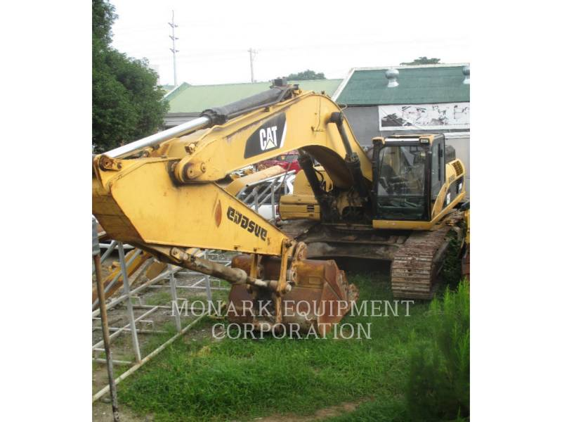 CATERPILLAR KETTEN-HYDRAULIKBAGGER 330D equipment  photo 1