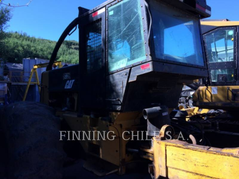 CATERPILLAR FORESTRY - SKIDDER 545C equipment  photo 9