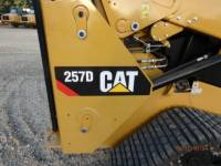 CATERPILLAR CARGADORES MULTITERRENO 257D equipment  photo 22