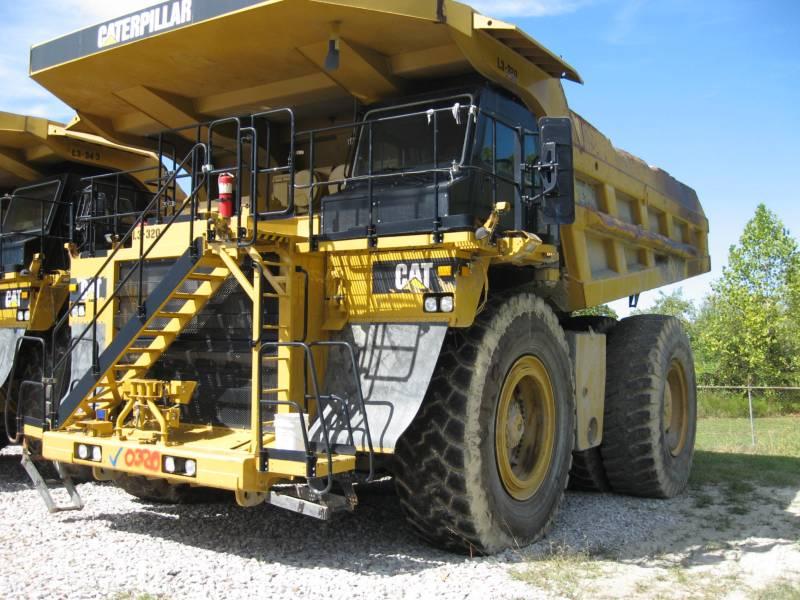 CATERPILLAR MINING OFF HIGHWAY TRUCK 785D equipment  photo 1