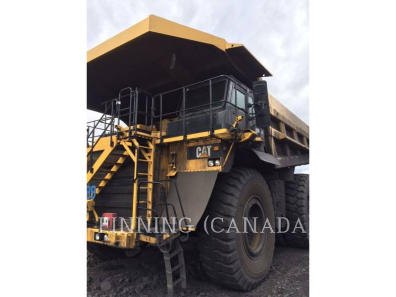 CATERPILLAR MULDENKIPPER 785D equipment  photo 2
