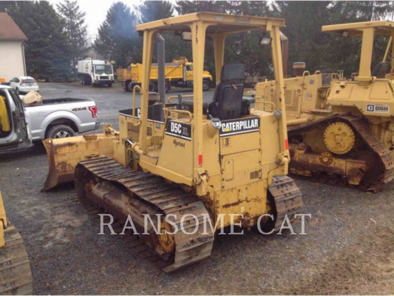 CATERPILLAR TRACK TYPE TRACTORS D5CIIIXL equipment  photo 4