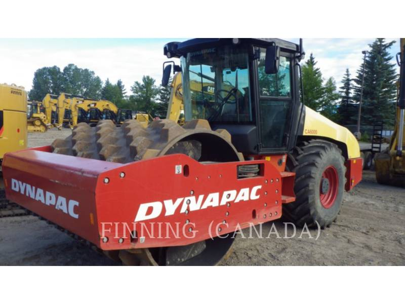 DYNAPAC COMPACTADORES CA6000PD equipment  photo 2