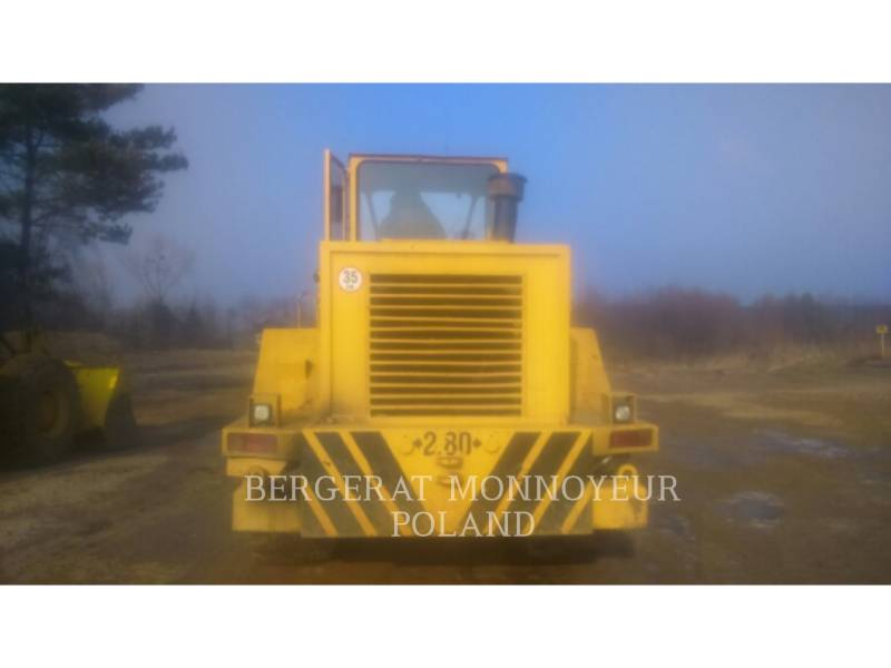 HSW (HUTA STALOWA WOLA) AG TRACTORS Ł34 equipment  photo 10