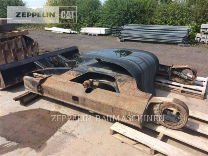 CATERPILLAR STROMERZEUGER (OBS) Unterwagen 308DCR equipment  photo 1
