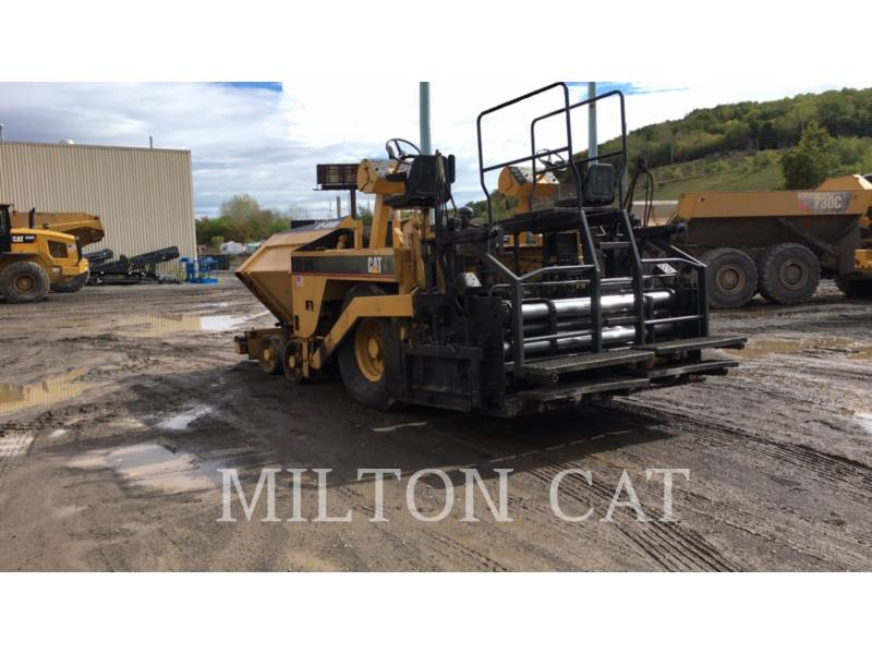 CATERPILLAR PAVIMENTADORA DE ASFALTO AP-800B equipment  photo 3