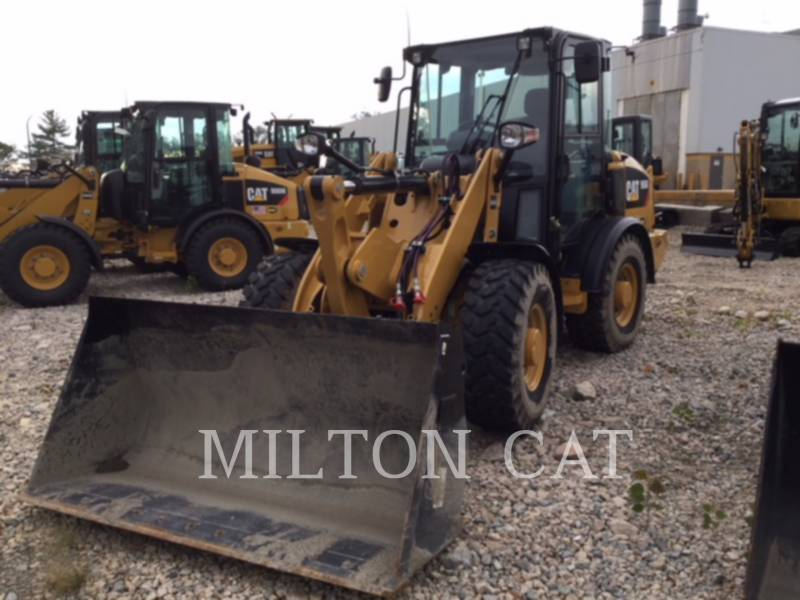 CATERPILLAR RADLADER/INDUSTRIE-RADLADER 906M equipment  photo 1