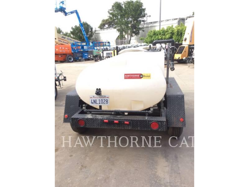 WAYNE SWEEPERS 給水ワゴン 500 GAL equipment  photo 4