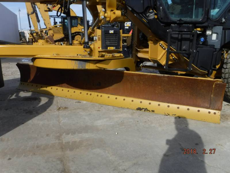 CATERPILLAR MOTOR GRADERS 140M3AWD equipment  photo 5