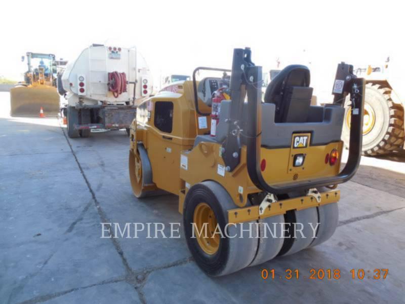 CATERPILLAR ROLKI KOMBINOWANE CC34B equipment  photo 3