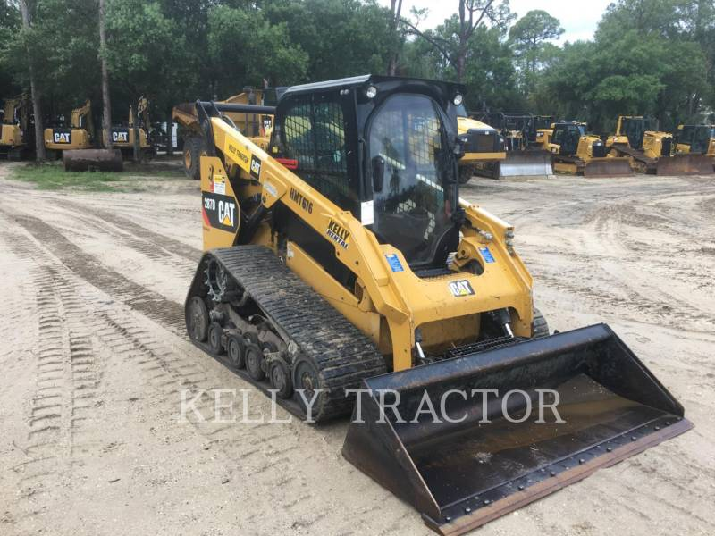 CATERPILLAR PALE CINGOLATE MULTI TERRAIN 287D equipment  photo 10