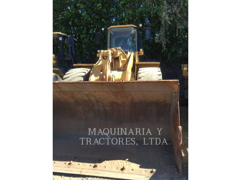 CATERPILLAR CARGADORES DE RUEDAS 966FII equipment  photo 1