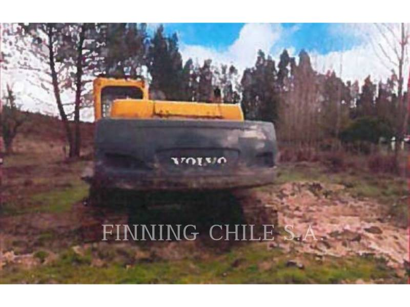 VOLVO TRACK EXCAVATORS EC210B LC equipment  photo 4