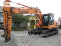 Equipment photo KOMATSU LTD. PC240NLC-8 RUPSGRAAFMACHINES 1