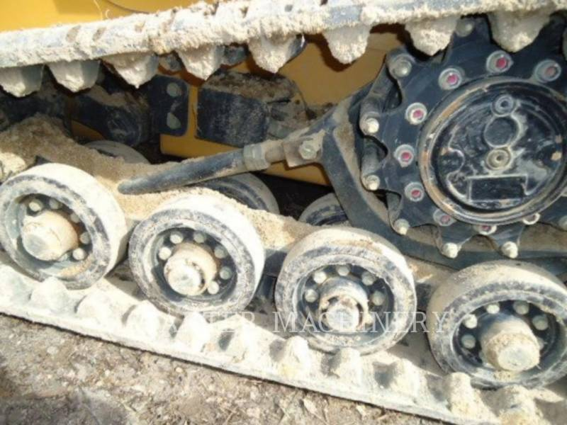 Caterpillar MINIÎNCĂRCĂTOARE RIGIDE MULTIFUNCŢIONALE 257B3 CY equipment  photo 4