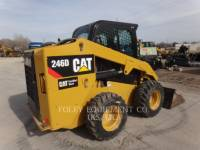 CATERPILLAR CHARGEURS COMPACTS RIGIDES 246DSTD1CA equipment  photo 3