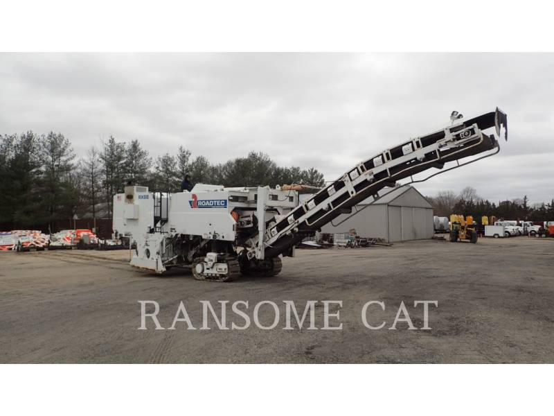 ROADTEC WT - COLD PLANER RX68B equipment  photo 8