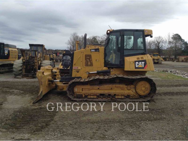 CATERPILLAR TRACTEURS SUR CHAINES D6K2 LGP equipment  photo 8
