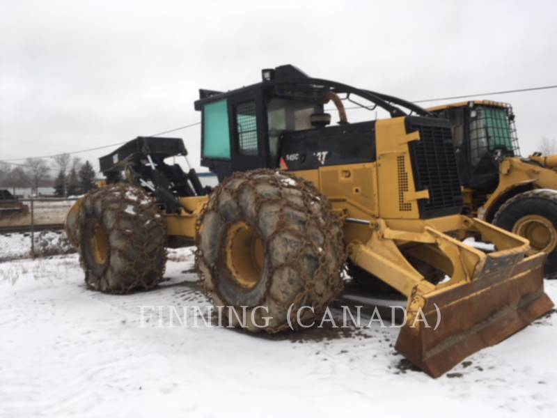 CATERPILLAR FORESTRY - SKIDDER 545C equipment  photo 2