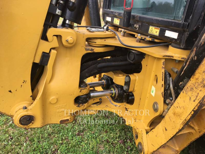 CATERPILLAR BAGGERLADER 430FIT equipment  photo 16