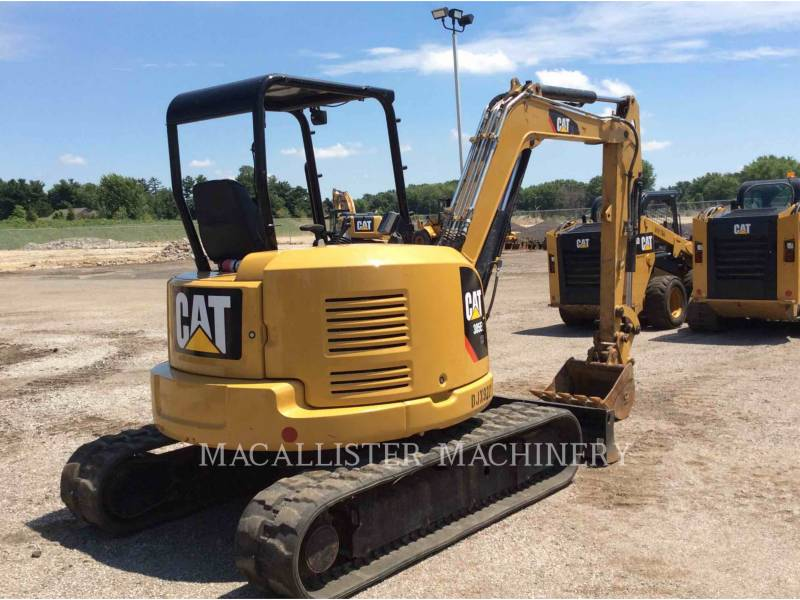 CATERPILLAR RUPSGRAAFMACHINES 305E equipment  photo 3