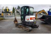 BOBCAT PELLES SUR CHAINES E35 equipment  photo 4
