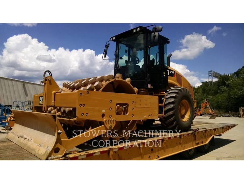 CATERPILLAR SKID STEER LOADERS CP56B equipment  photo 2