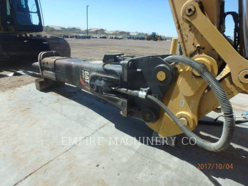 CATERPILLAR WT - MARTEAUX HYDRAULIQUES H160DS equipment  photo 2