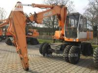 Equipment photo ATLAS 1604 WHEEL EXCAVATORS 1
