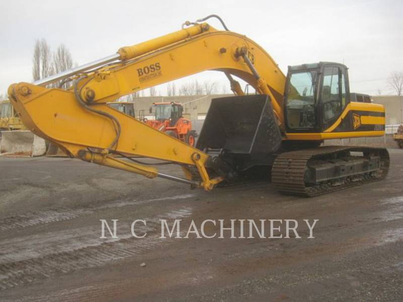 JCB TRACK EXCAVATORS 330L equipment  photo 1