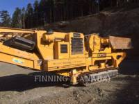 Equipment photo EXTEC C-12 CRUSHERS 1