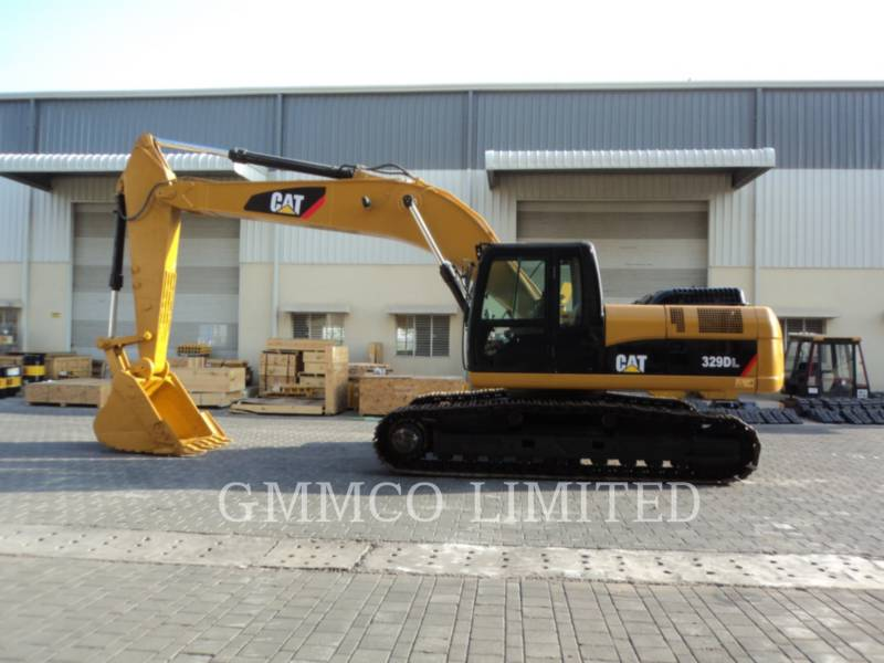 CATERPILLAR TRACK EXCAVATORS 329D equipment  photo 8