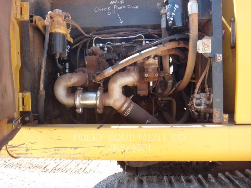 DEERE & CO. TRACK EXCAVATORS 350D equipment  photo 15