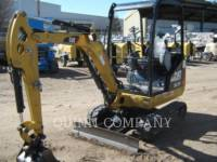 CATERPILLAR PELLES SUR CHAINES 301.7D equipment  photo 2