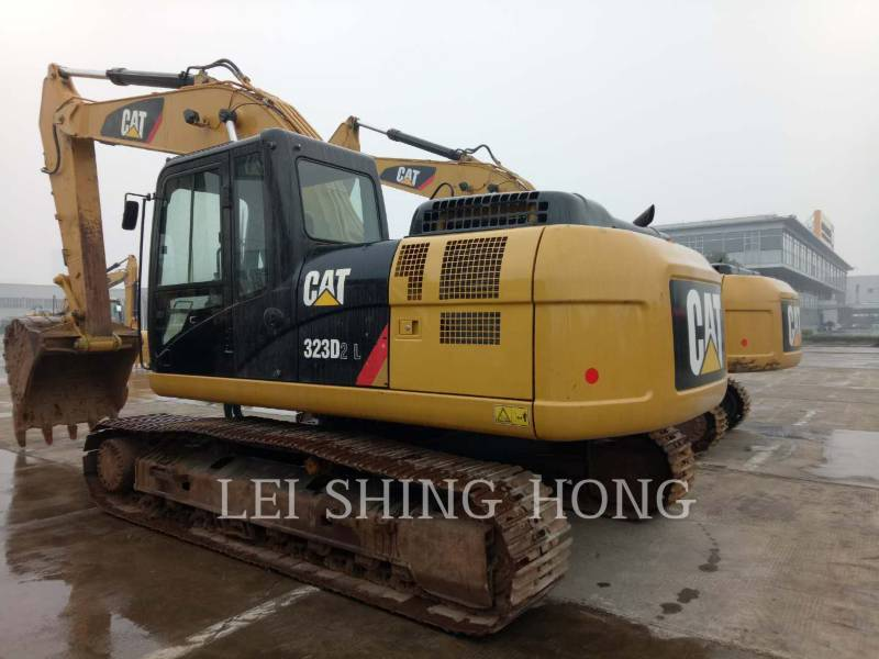 CATERPILLAR PELLES SUR CHAINES 323D2 L equipment  photo 1