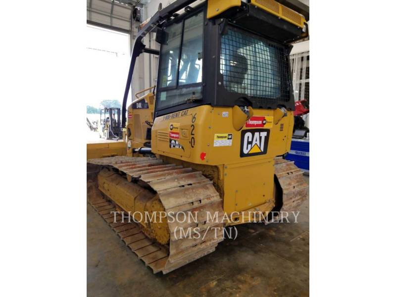CATERPILLAR KETTENDOZER D4K2 LGP equipment  photo 3