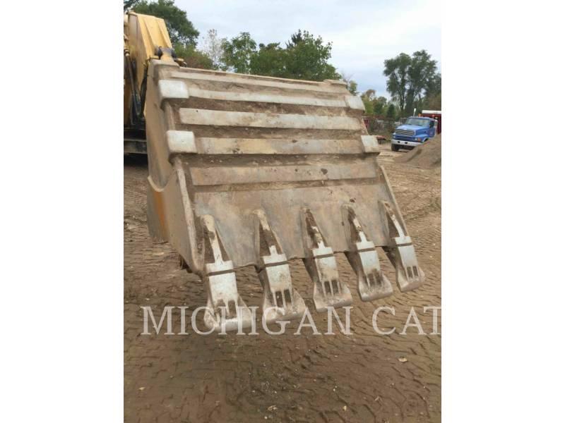 CATERPILLAR TRACK EXCAVATORS 330CL equipment  photo 16