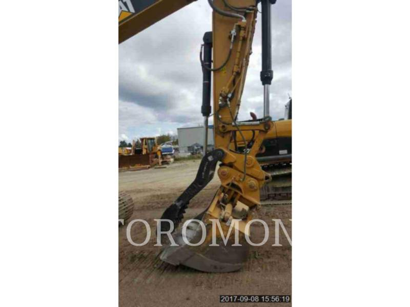 CATERPILLAR PELLES SUR CHAINES 323FL equipment  photo 3