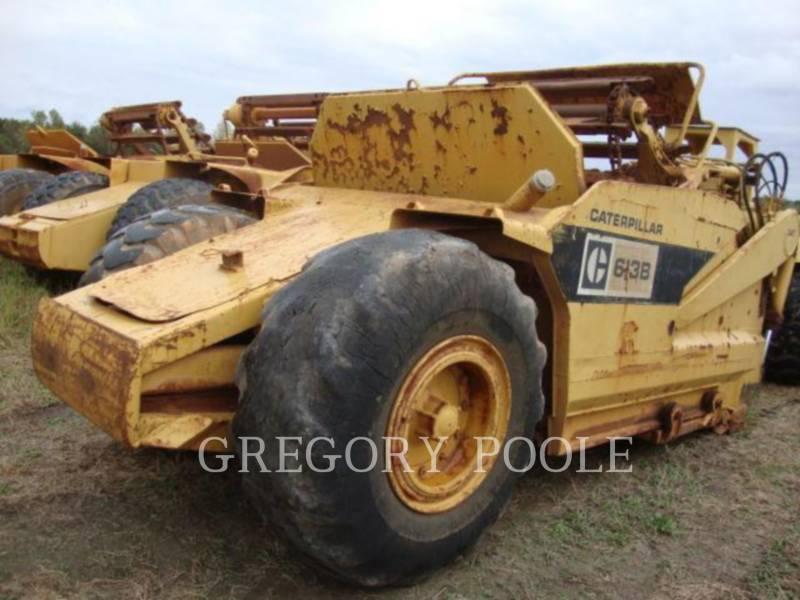 CATERPILLAR MOTOESCREPAS 613B equipment  photo 10
