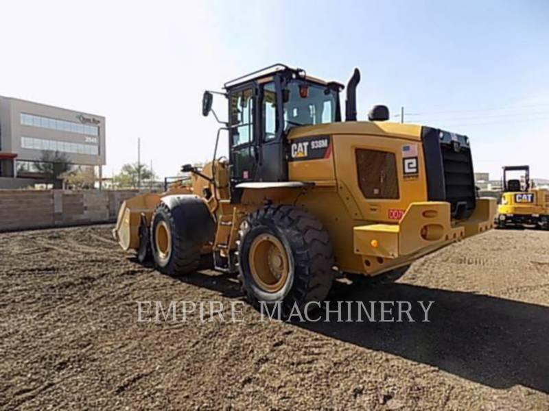 CATERPILLAR ホイール・ローダ/インテグレーテッド・ツールキャリヤ 938M equipment  photo 3
