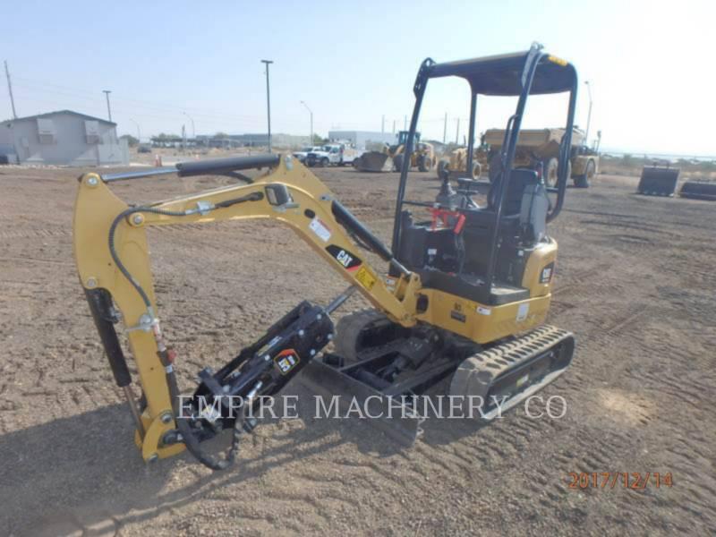 CATERPILLAR TRACK EXCAVATORS 301.7DCROR equipment  photo 4