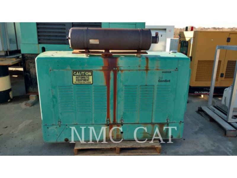 ONAN STATIONARY GENERATOR SETS 30EK_ON equipment  photo 4