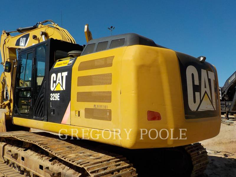 Caterpillar EXCAVATOARE PE ŞENILE 329E L equipment  photo 8