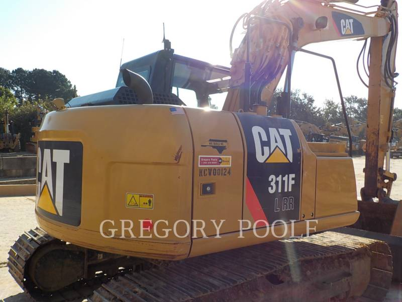 CATERPILLAR TRACK EXCAVATORS 311FLRR equipment  photo 11