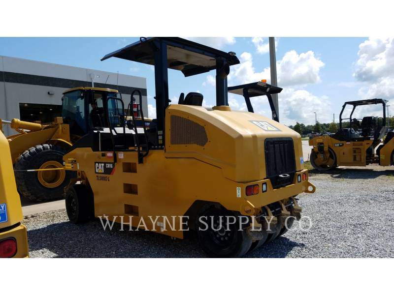 CATERPILLAR PNEUMATIC TIRED COMPACTORS CW16 equipment  photo 3