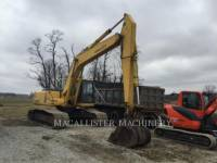 Equipment photo KOMATSU PC220LC KETTEN-HYDRAULIKBAGGER 1