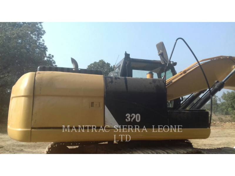 CATERPILLAR TRACK EXCAVATORS 320 D equipment  photo 21