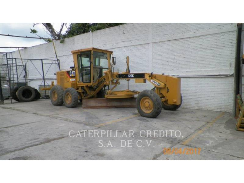 CATERPILLAR MOTOR GRADERS 120 K equipment  photo 11