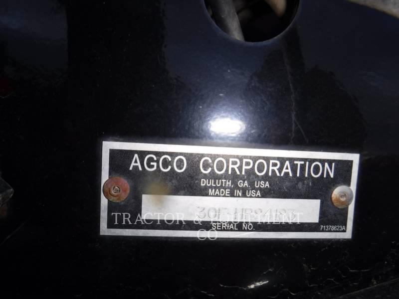 AGCO AG - MÄHDRESCHER-SCHNEIDWERK 8000 FLEX HEADER equipment  photo 3