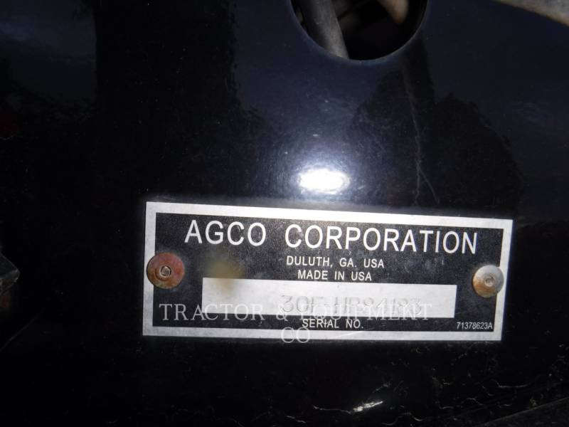 AGCO  COMBINE HEADER 8000 FLEX HEADER equipment  photo 3